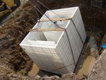 Čistírna odpadních vod - instalace